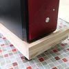삼나무 원목 컴퓨터본체 받침대 국내생산 완성품발송