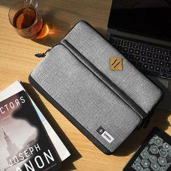 A20 맥북프로 맥북에어 노트북 파우치 11.6인치-13인치 그레이