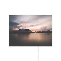 NAPAL 나팔 인테리어 액자 블루투스 스피커 H005 HALF