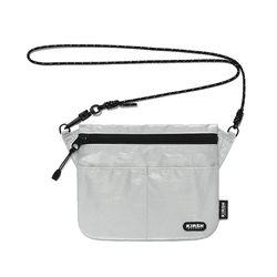 MINI SACOCHE BAG IH [GREY]