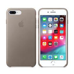 [Apple] 애플 아이폰8플러스 레더 케이스 토프