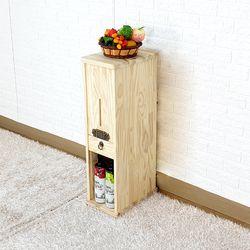 원목 전통 스탠드 쌀통 10kg