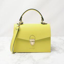 하이엔 토트 크로스백 (yellow)