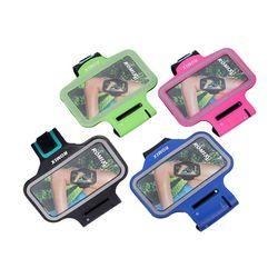 스마트폰 벨크로 방수 포켓 스포츠 암밴드 A010