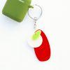 애플 키링 Apple Key Ring