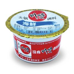 촨치이 삼선 해물 소스 두반장 땅콩 해물 훠궈 소스