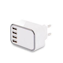 스마트차저 USB 4포트 스마트 멀티 충전기 어댑터