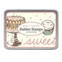 Cavallini미니스탬프세트-Sweet Treats