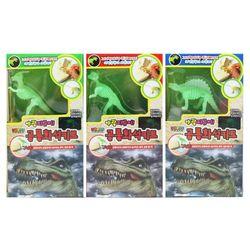 4000야광피규어공룡화석키트