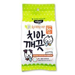 p)에티펫 치아깨끗 물티슈 30매