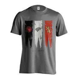 왕좌의게임 정품 굿즈 가문 깃발 티셔츠