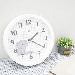 몽슈슈무소음벽시계(5Type)