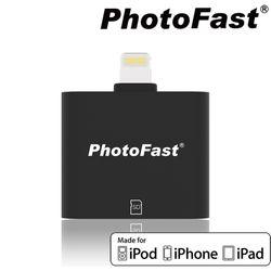 PhotoFast 아이폰 SD카드 리더기 CR8710+