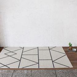 라인 루프 러그 - L 170x230cm