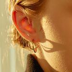 601 EARRINGS [GOLD]
