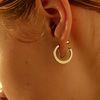601 EARRINGS [SILVER]