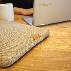 [스크래치]노마드 뉴 맥북 에어&터치바 13.3 노트북 파우치