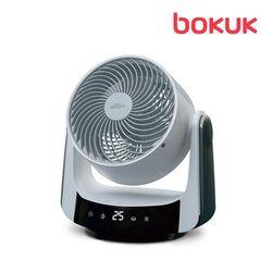 보국전자 3D입체회전 LED 에어젯 서큘레이터 BKF-2297CBL