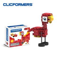 클릭포머스 크래프트 레드 세트 25PCS