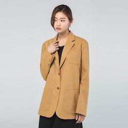 스탠다드 싱글 자켓 (3 colors)