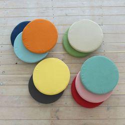 마시멜로우 원형방석 10종 Marshmallow Circle Cushion