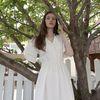 SORENTO LACE DRESS WHITE