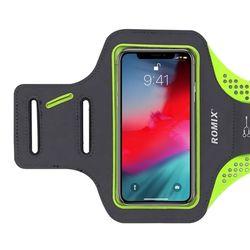 스마트폰 포켓 생활방수 스포츠 암밴드 A011