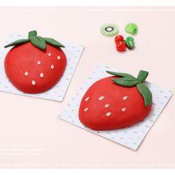 [아트랄라]딸기비누만들기(4개)솝클레이