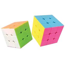다각형 입체퍼즐 3x3 큐브 55x55x55mm CH1449677