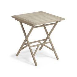로윙 원목 아웃도어 접이식 테이블