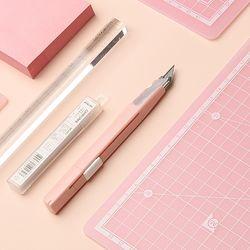 크롬커터 핑크에디션 + 반투명 커팅매트 핑크 A2