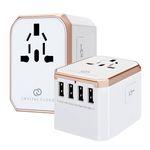 5포트 USB 5.6A 전세계 여행용 멀티어댑터