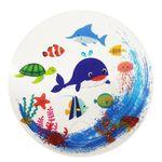 스티커 투명부채 만들기-고래와친구들(5인세트)