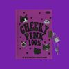 SECRET HARD COVER NOTE CHEEKY PINK