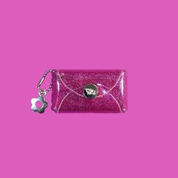 COIN POCKET CP PINK