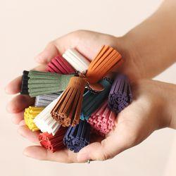 13color Tassel 샤무드 테슬