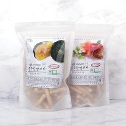 질마재농장 스틱 백미단호박70g+현미사과당근70g