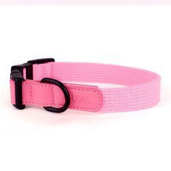 강아지 목줄 소 중 대형견목줄 핑크
