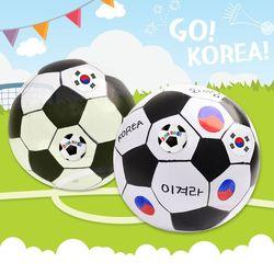 축구공비치볼(4개)투명무지공놀이