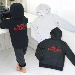 KIDS 백로고 후드긴팔티셔츠 4컬러중 택1아동복맨투맨