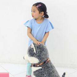 KIDS 에인젤 날개 반팔티셔츠 SBL아동복여름반팔여아어린이