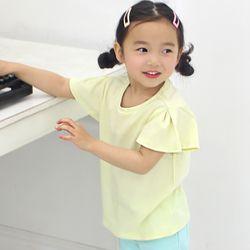KIDS 에인젤 날개 반팔티셔츠 SYE아동복여름반팔여아어린이