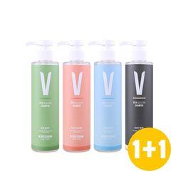 [1+1] 비타솔루션 향기 비타민 샴푸 300ml 모음전
