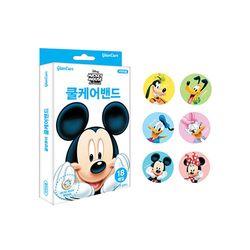 디즈니 미키마우스 쿨케어밴드 18매입