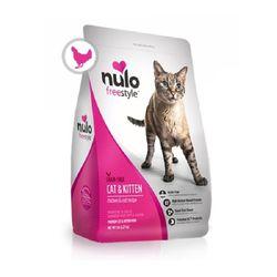 nulo 뉴로 캣앤키튼 5.44kg (치킨앤대구) 고양이사료