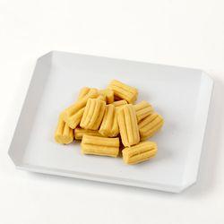쌀로 만든 단호박 스낵