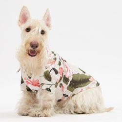 Rose Hawaiian Shirt - L 2L 3L Size