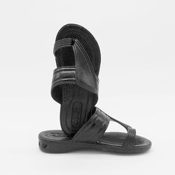 교산펄 키즈 클래식 EVA 논슬립쪼리샌들 블랙