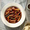 제이키친 야채 떡볶이 매운짜장 밀떡