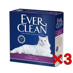 (3개묶음)에버크린 EC(ES) 고양이모래(유향) 6.35kg